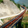 Long Distance Trough Belt Conveyor/Curved Belt Conveyor/Conventional Belt Conveyor