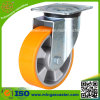 Swivel Heavy Duty PU on Aluminium Core Wheel Caster
