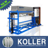Koller Large Production Directly Evaporated Ice Block Machine