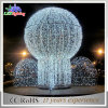 Modern Design Outdoor Decorative LED Christmas Square Decoration Light