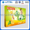 8ft Fabric Hook & Loop Trade Show Displays Banners (LT-09D)
