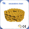Undercarriage PC200 Excavator Parts Track Shoe Assy Track Chain
