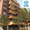 High Quality Wrought Zinc Steel Balcony Guardrail 029