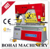 Hydraulic Iron Worker Punching and Shearing Cutting Machine