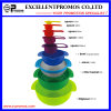 9PCS High Quality Colorful Eco-Friendly Cake Baking Tools (EP-LK57271)