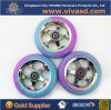 Hot Sale Colorful CNC Core Scooter Wheel
