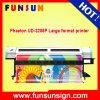 Phaeton Ud-3206p 3.2m Solvent Outdoor Banner Digital Flex Banner Printing Machine (seiko 510/35pl head, good price)