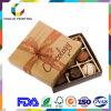 OEM Luxury Cardboard Gift Chocolate Box with Inner Tray