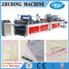 Wenhzou Non Woven Zipper Bag Making Machine