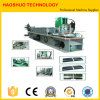 Foam Cutting Machine Aluminum Metal Rolling Shutter Door Slat Cold Roll Forming Machinery