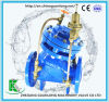 Globe Double Chamber Adjustable Pressure Regulating Pressure Reducing Valve (Yx741X)
