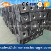 High Quality Steel Thread Bars 16mm with Nut, Bearing Plates, Couplers