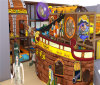 Cheer Amusement High-Quality Pirate  Indoor Playground Fitness Equipment