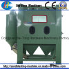 Manual Dry Wet Mould Jig Sandblasting Machine