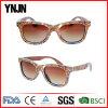 New Fashion Polarized Cork Wood Sunglasses with FDA (YJ-RM003)