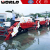 1.4m3 Centered Grain Tank 2.2m Working Width Rice Combine Harvester