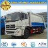 Dongfeng 6X4 Heavy Duty Rubbish Collect Truck 25 Tons Compactor Garbage Truck