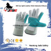 Ab Grade Cowhide Split Leather Industrial Safety Work Glove