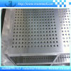 Round Hole Mesh Perforated Sheet Metal