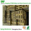 Closed Cell Waterproof Fireproof Black Cr Neoprene Foam