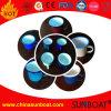 Carbon Steel Porcelain Enamel Mug/Tea Cup with Roll Rim