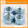 Stainless Steel Golden Supplier A4 M18~M100 K Lock Nut