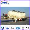 3 Axle 45m3 Bulk Cement Tank Semi Trailer with Air Compressor