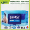 nonwoven Printed Feature Wholesale Wet Napkins for Baby