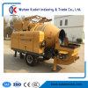 Mobile Concrete Mixing Pump (CPM15)