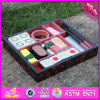 2017 Wholesale Baby Wooden Sushi Play Set, New Design Kids Wooden Sushi Play Set, Best Children Wooden Sushi Play Set W10d133