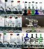 Chinese Water Pipe Smoking Glass E Shisha Hookah Glass Pipes