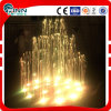 Small Music Control LED Lights Stainless Steel Water Fountain