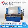 Huaxia CNC Hydraulic Plate Press Brake Bending Machine Wg67k