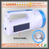 Solar 1W LED Torch with 18 LED Reading Lamp (SH-1950)