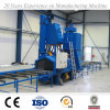Q69 Roller Conveyor Type Steel Plate Shot Blasting Machine From Factory