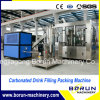 Glass Bottle Carbonated Drinks Filling and Capping Machine