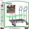 Supermarket Heavy Duty Transport Trolley for Warehouse