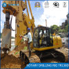 TR138D Rotary drilling rig for foundation construction