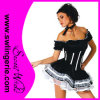 Sexy Woman Theatrical Costume Maid Uniform