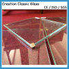 Tempered Ultra Clear Glass for Window Glass/Door Glass