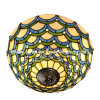 Festival Handmade European Style Tiffany Ceiling Lamp (TC17004)
