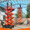 Hydraulic Electric Scissor Man High Lift Aerial Platform