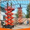 Hydraulic Electric Scissor Man High Lift Aerial Platform