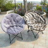 Folding Moon Chair with Wheels (XY-145D4)