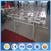 Hjd- E201 Manual - Clamping Mesh Screen Stretching Machine