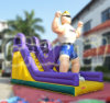 2014 Inflatable Sport Man Slide Chsl293