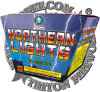 Northern Lights 36 Shots Fan Cake Fireworks Lowest Price