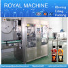 Automatic Double Head Bottle and Cap Shrink Sleeve Labeling Machine