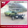 Four Wheel Diesel Power High Speed /High Torque Gravity Wagon /Grain Carts