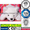 CE Luxury Fur Stuffed Animal Plush Toy Polar Bear